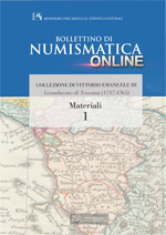 Bollettino di Numismatica on line - Materiali, n. 1-2013