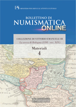 Bollettino di Numismatica on line - Materiali, n. 4-2013