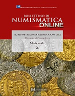 Bollettino di Numismatica on line - Materiali, n. 5-2013
