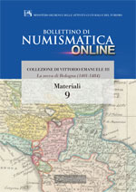 Bollettino di Numismatica on line - Materiali, n. 9-2013
