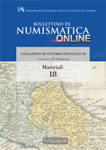 Bollettino di Numismatica on line - Materiali, n. 18-2014