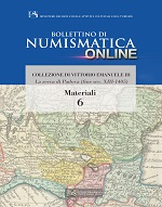 Bollettino di Numismatica on line - Materiali, n. 6-2013