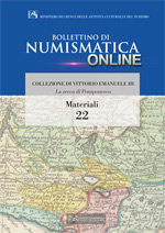 Bollettino di Numismatica on line - Materiali, n. 22-2014