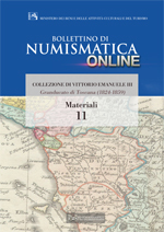 Bollettino di Numismatica on line - Materiali, n. 11-2013