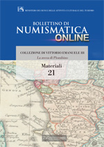 Bollettino di Numismatica on line - Materiali, n. 21-2014