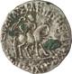 Tetradracma di peso indiano  - 40-30 a.C.  ca