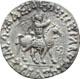 Tetradracma di peso indiano  - 30 a. C. - 20 d. C. ca