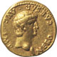 aureo - 60-61 d.C.