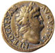 aureo - 64-65 d.C.