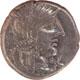 denario - 123 a.C.