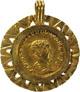 aureo o quinario aureo - 258-260 d.C.