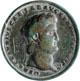 contorniato - 356-394 d.C.