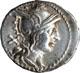 Denario - 206-200 a.C.