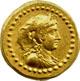 aureo - 43 a.C.