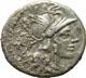 denario - prima metà II sec. a.C.