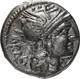 denario - 136 a.C.