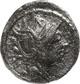 denario - 133 a.C.
