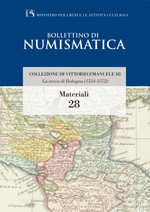 Bollettino di Numismatica on line - Materiali, n. 28-2015
