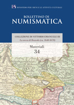 Bollettino di Numismatica on line - Materiali, n. 34-2015