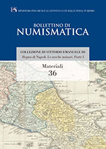 Bollettino di Numismatica on line - Materiali, n. 36-2015