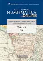 Bollettino di Numismatica on line - Materiali, n. 37-2016