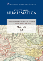 Bollettino di Numismatica on line - Materiali, n. 43-2016