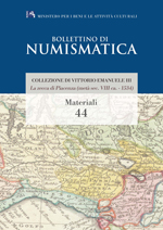 Bollettino di Numismatica on line - Materiali, n. 44-2016