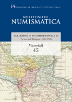 Bollettino di Numismatica on line - Materiali, n. 45-2016