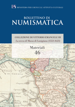Bollettino di Numismatica on line - Materiali, n. 46-2016