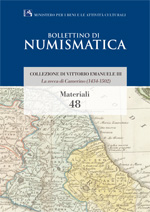 Bollettino di Numismatica on line - Materiali, n. 48-2016