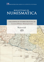 Bollettino di Numismatica on line - Materiali, n. 49-2017