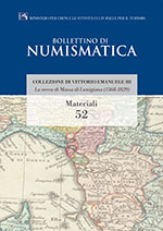Bollettino di Numismatica on line - Materiali, n. 52-2017