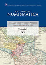 Bollettino di Numismatica on line - Materiali, n. 53-2017