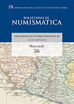 Bollettino di Numismatica on line - Materiali, n. 56-2017