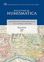 Bollettino di Numismatica on line - Materiali, n. 57-2017