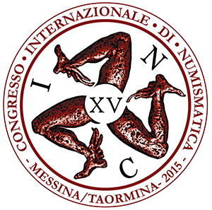 XV International Numismatic Congress, Taormina 21-25 settembre 2015