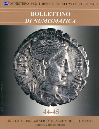 Bollettino n. 44-45 - 2005 gennaio-dicembre