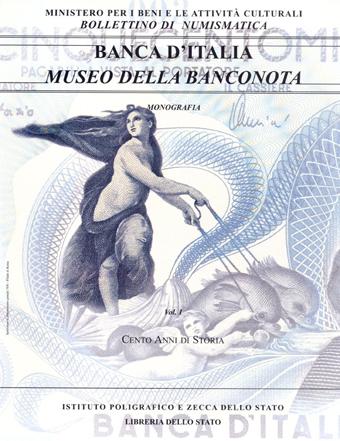 Monografia n. 11 - BANCA D'ITALIA - LE COLLEZIONI NUMISMATICHE  a cura di Silvana Balbi de Caro