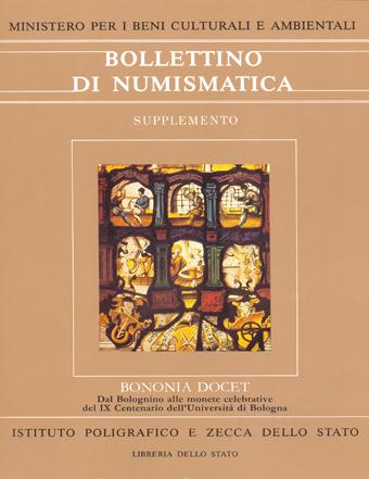 Supplemento al n. 10 - BONONIA DOCET - Roma 1988